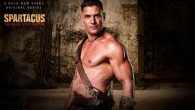 Crixus Spartacus Blood And Sand